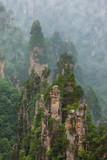 Tianzi Avatar mountains nature park - Wulingyuan China - 232957563