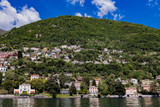Town Moltrasio on Lake Como in Italy - 232980111