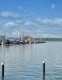 Hafen von Karlshagen am Peenestrom auf Usedom,Ostsee,Mecklenburg-Vorpommern,Deutschland - 233006152