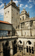 Ancient Porto Cathedral, Portugal