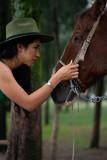 En contacto con la naturaleza caballo - 233018931