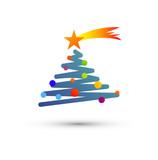 natale, albero, alberello, natalizio, - 233055313