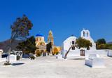 St. George Church, Oia, Santorini, Greece
