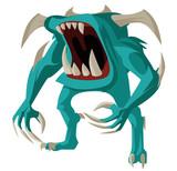 evil mouth demon - 233097945