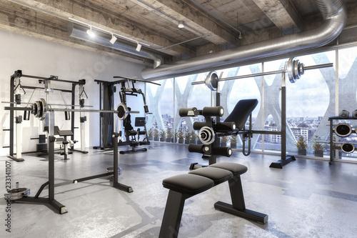 Weights Training Equipment - 233141107