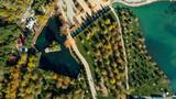 lake, park, garden, plantation and landscaping - 233148734