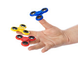 Spinners in hand - 233151925