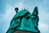 Below Statue of Liberty in New York City - 233228199