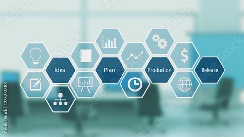 project management concept - 233231388