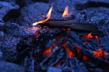 flammendes Feuer - 233261357