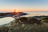 Favaritx Lighthouse in Minorca, Spain. - 233265109