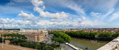Rzym - widok Sądu Najwyższego