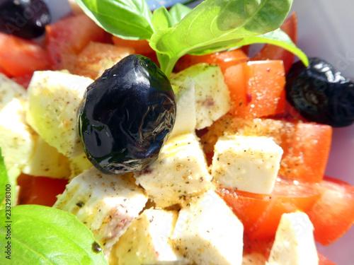 Tomaten Schafskäse Salat - 233298300
