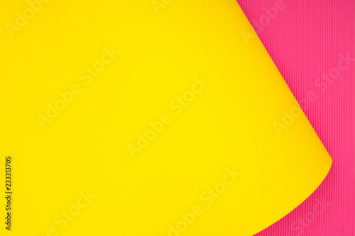 Abstract background of sheets of colored paper, for decoration, for text design, for template - 233313705