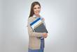 Teacher or acountant business woman