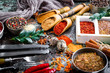 Spices and condiments for food - 233325391