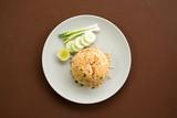 Healthy Homemade Fried Rice - 233360511