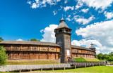 Baturyn Fortress in Chernihiv Oblast of Ukraine - 233384916