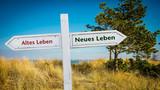 Schild 361 - Neues Leben - 233392550