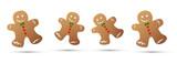 pan di zenzero, dolci, natale, dolciumi, biscotto - 233403167