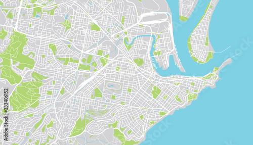 Australia Map Newcastle.Urban Vector City Map Of Newcastle Australia Buy Photos Ap