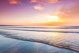 Radiant sea beach sunset © yellowj