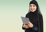 Arab arabic saudi girl arabian muslim scarf - 233415990