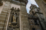 detail of cathedral in italy - 233418588