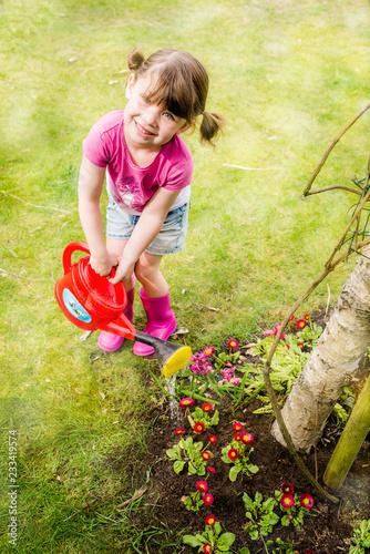 Niech żyje sprężyna w ogrodzie
