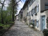 Historische Häuser am Argenufer in Wangen im Allgäu - 233424950