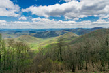 you can see forever in the blueridge mountains - 233427545