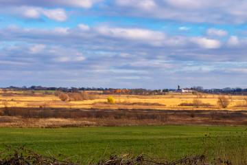Prairie From Wetland To Farm