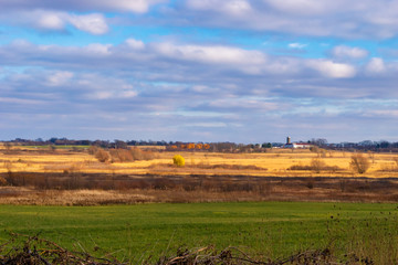 Prairie From Wetland To Farm © David Hankins