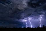 Lightning storm - 233458192