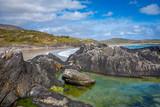 Darrynane Beach bei Caherdaniel, Co Kerry, Irland - 233463357