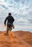 Running in the desert - 233472183