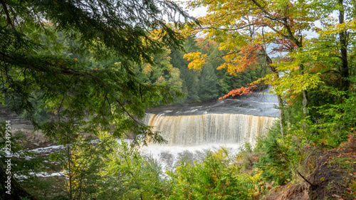 Upper Tahquamenon Falls, Tahquamenon Falls State Park, Upper Peninsula, Michigan