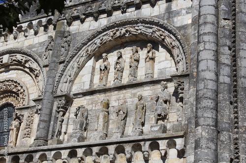 Eglise Sainy Nicolas de Civray - Vienne