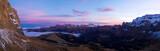 Beautiful Dolomites peaks panoramic view - 233565365