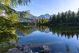 lake in Tatra mountains