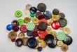 Botões de roupa   costura