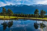 Landschaftssee in Mieming Tirol - 233631972