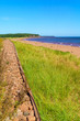 Coastal landscape in Kildare, PEI