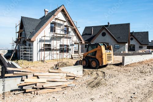 Nowe domy budowy
