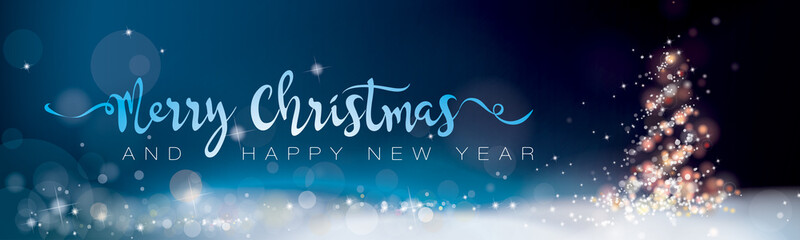 MERRY CHRISTMAS AND HAPPY NEW YEAR_BANNER