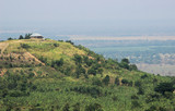 Great Rift Valley in Uganda. Africa landscare © Tanya Hendel