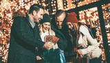 Group Of Friends Enjoying Shopping © milanmarkovic78