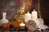 wellness spa composition