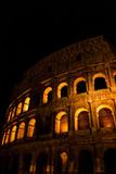 Coliseum At Night Series