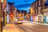 York cityscape England Sunset - 234108948